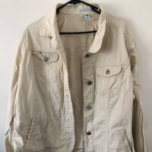 Gap Light Denim Jacket